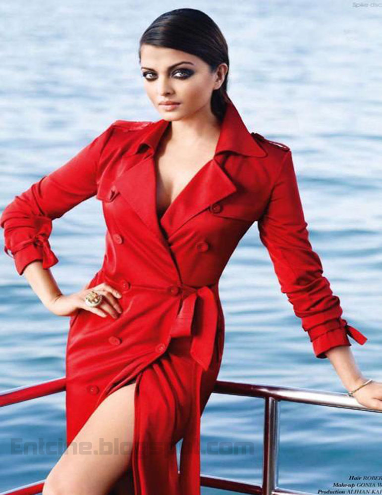 Aishwarya Rai Vogue Magazine Stills, Aishwarya Rai Hot Pics Stills ...