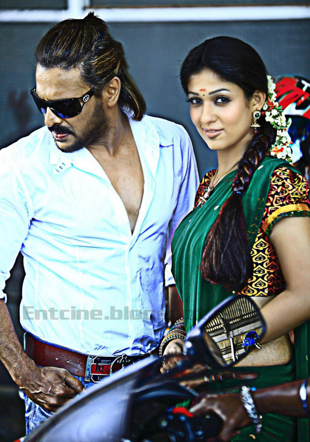 upendra nayanthara super movie stills  upendra nayanthara super movie    Upendra In Upendra Movie